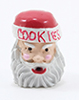 MUL3303 - Santa Cookie Jar
