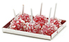 MUL3783B - Candy Apples W/Nuts