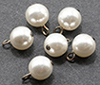 MUL4609 - Pearl Ornaments 6Pcs.