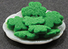 MUL5357B - St. Patricks Cookies On Plate