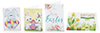 MUL5608 - Easter Card Set, 4pc