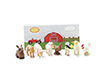MUL6000 - Farm Animal Assortment, 8 pieces