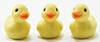 MUL6002 - Plastic Duck Set, 3 pieces