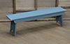 STT907B - Bench, Blue