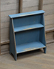 STT912B - Bucket Bench, Blue