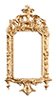 TIN6021 - Ornate Victorian Frame, Gold