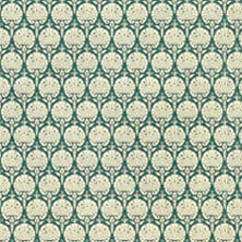 JM94 - Wallpaper, 3pc: Ottoman-Green