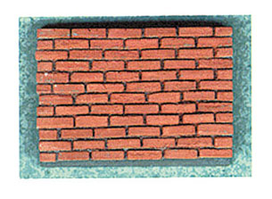 AAM0210 - Common Red Brick, 325Pcs