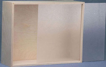 ACP503 - Discontinued: Memory  Box 8In X 10In X 3In