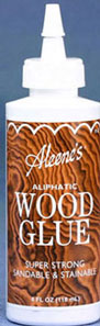 AL112 - Wood Glue, 4Oz