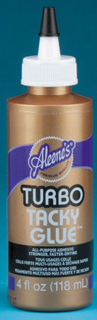 Turbo Tacky, 4 Oz