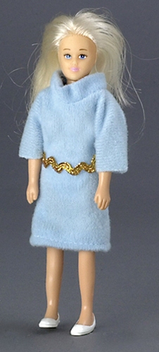 AZ00006 - Mother W/Outfit, Blonde