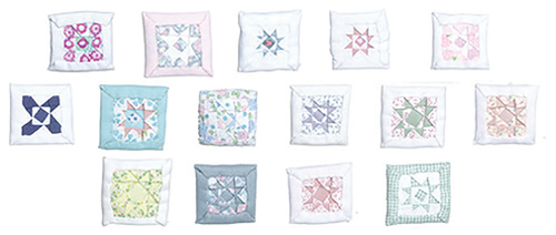 AZALS220 - Pillows/Assorted Colors