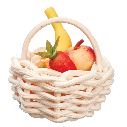 Baskets With Fruit/Set/2