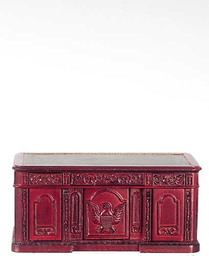 AZP3339 - Resolute Desk, Mahogany