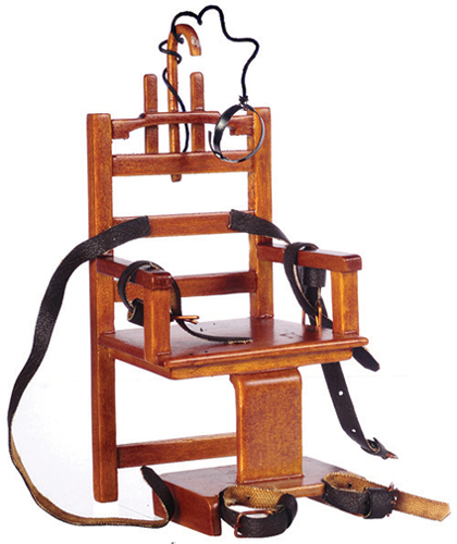 AZP6630 - Old Sparky Electric Chair