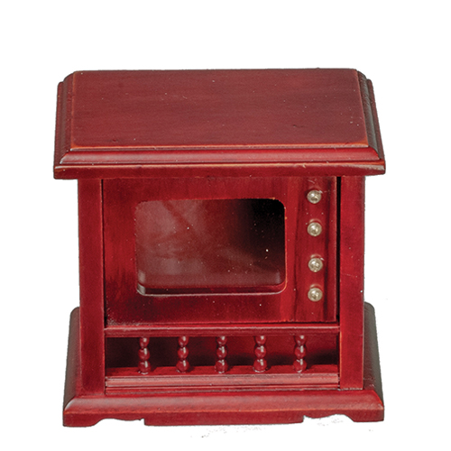 AZT3586 - Tv Set, Mahogany/Cb