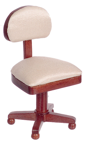 AZT6702 - Desk Chair, Walnut