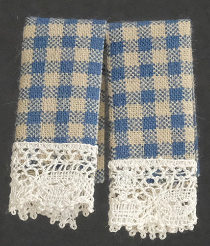 BB50623 - Dish Towels: Country Blue (2)