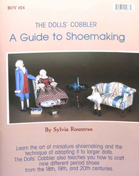 BOY024 - The Dolls' Cobbler-A Guide To Shoemaking