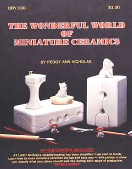 BOY030 - The Wonderful World Of Miniature Ceramic