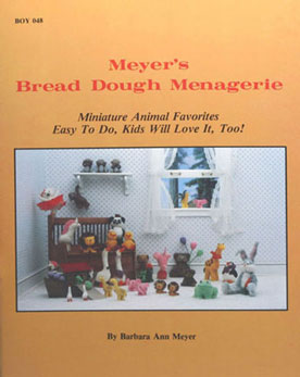 BOY048 - Meyers Breadough Menagerie