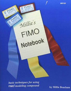 BOY137 - Millie's Fimo Notebook