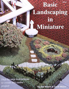 BOY138 - Basic Landscaping In Miniature