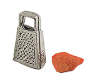 CAR1196AP - Cheese Wedge with Grater