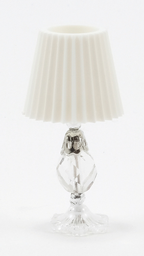 CB115 - Cut-Glass Crystal Table Lamp