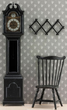 CB2100BK - F-100 Grandfather Clock Kit, Black