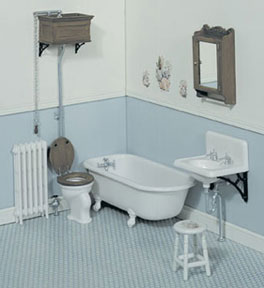 CB2111 - F-230 Victorian Bathroom Kit