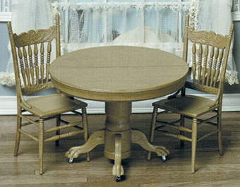 CB2114 - F-270 Round Table W/2 Chairs Kit