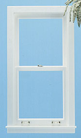 CB2502 - Dbl Hung Window
