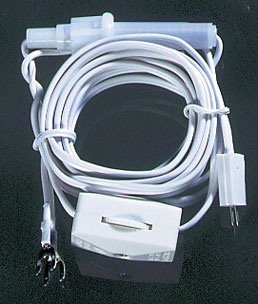 CK1008-2 - Trans Lead-In Wire with Switch & Fuseholder