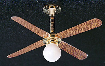 CK3953 - Ceiling Fan with Removable Globe