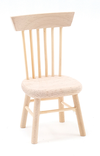 CLA08652 - Chair, Unfinished