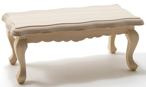 CLA08657 - Coffee Table, Unfinished