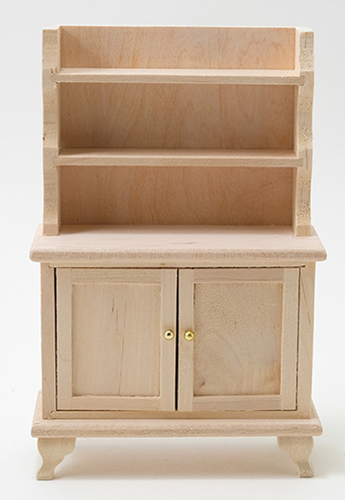 CLA08679 - Hutch, Unfinished