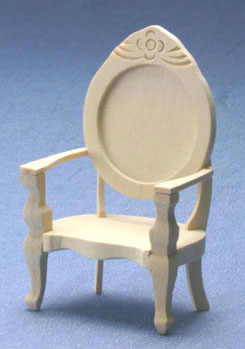 CLA08689 - Chair, Unfinished