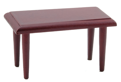 Coffee Table, Mahogany