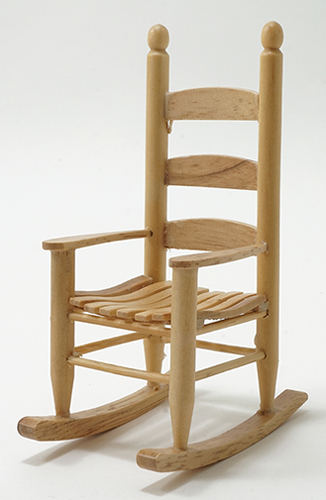 CLA10495 - Rocker/Oak