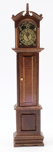 CLA10513 - Grandfather Clock, Walnut