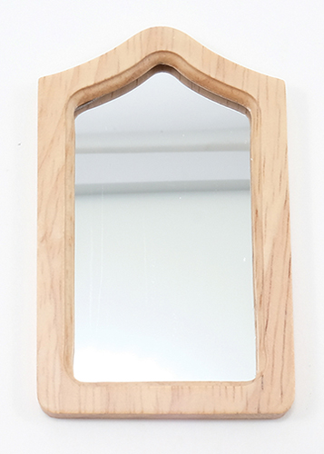 Framed Mirror, Oak