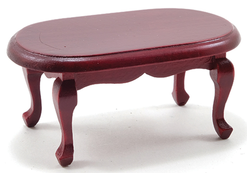 CLA10766 - Discontinued: ..Coffee Table, Mahogany