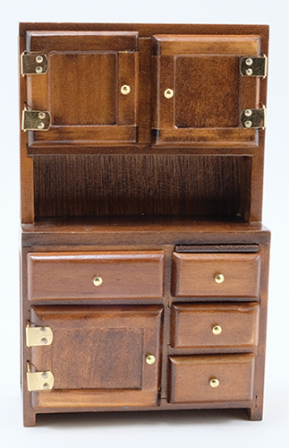 CLA32621 - Cupboard, Walnut