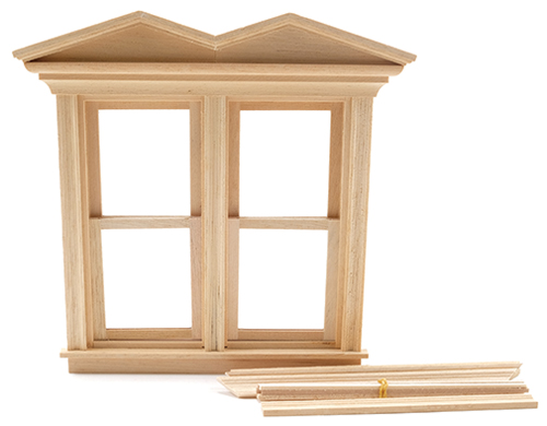 CLA71048 - Vict Hooded Working Double Window