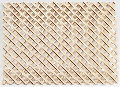 CLA73326 - Lattice Panel, Light 6X8