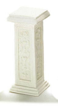 FCA1003WH - French Pedestal, White, 3Pcs
