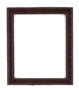 FCA1260R - Frame, Rosewood, 1Pc